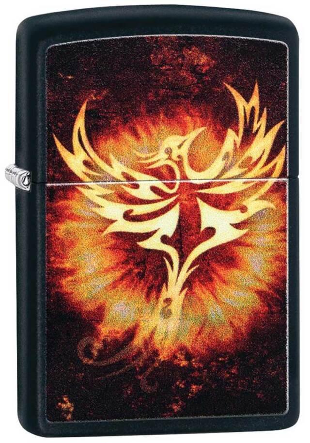 Zippo ジッポー 218 Phoenix Design 2 29866 メール便可