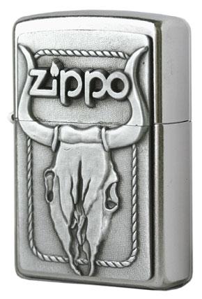 Zippo ジッポー BullSkull 20286 メール便可