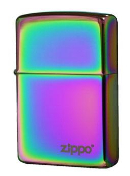 Zippo ジッポー スペクトラム ロゴ 151ZL