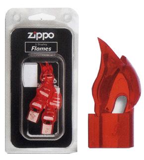 Zippo ジッポー Display Flames ディスプレイフレーム 炎のアイコン 5PC