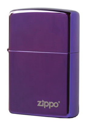 Zippo ジッポー ABYSS LOGO 24747ZL メール便可