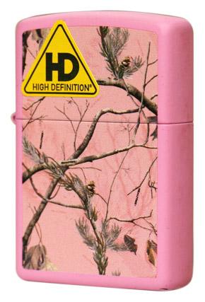 Zippo ジッポー USカタログ 28078 RealTree Pink