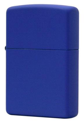 Zippo ジッポー Royal Blue Matte 229 メール便可
