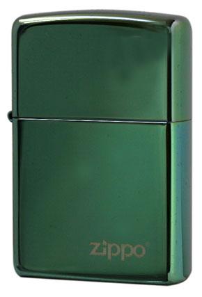 Zippo ジッポー CHAM ELEONW ロゴ 28129ZL メール便可