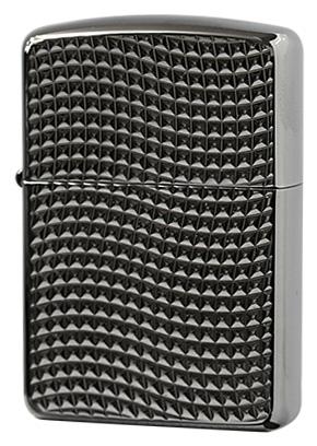 Zippo ジッポー アーマー Checkered Armor 28544 メール便可