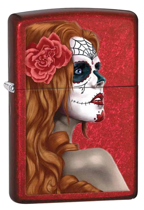 Zippo ジッポー Day of the Dead Girl 28830