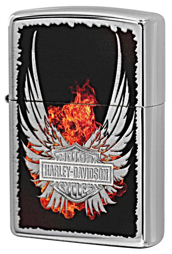 Zippo ジッポー Harley Davidson ハーレーダビッドソン  28824