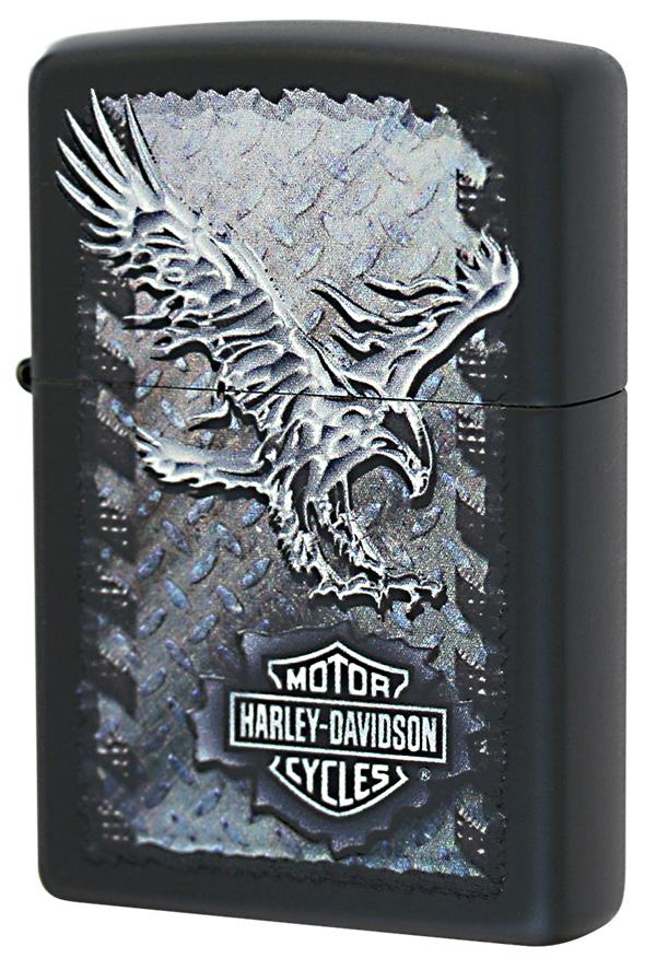 Zippo ジッポー Harley Davidson ハーレーダビッドソン  28485 メール便可