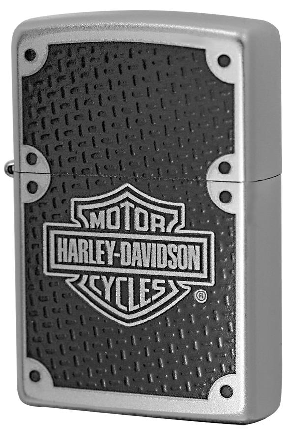 Zippo ジッポー Harley Davidson ハーレーダビッドソン  24025 メール便可