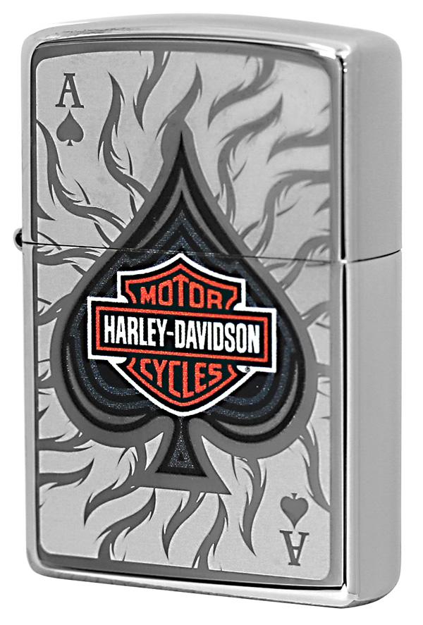 Zippo ジッポー Harley Davidson ハーレーダビッドソン  28688