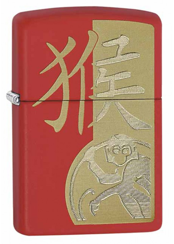 Zippo ジッポー Year of The Monkey 28955