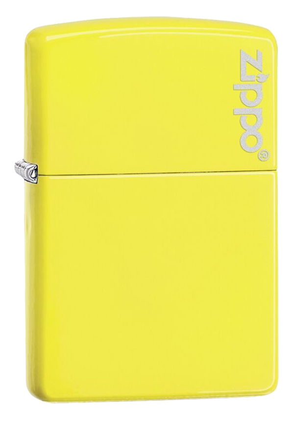 Zippo ジッポー Neon Yellow 28887ZL メール便可