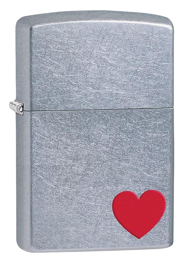 Zippo ジッポー Red Heart 29060 メール便可