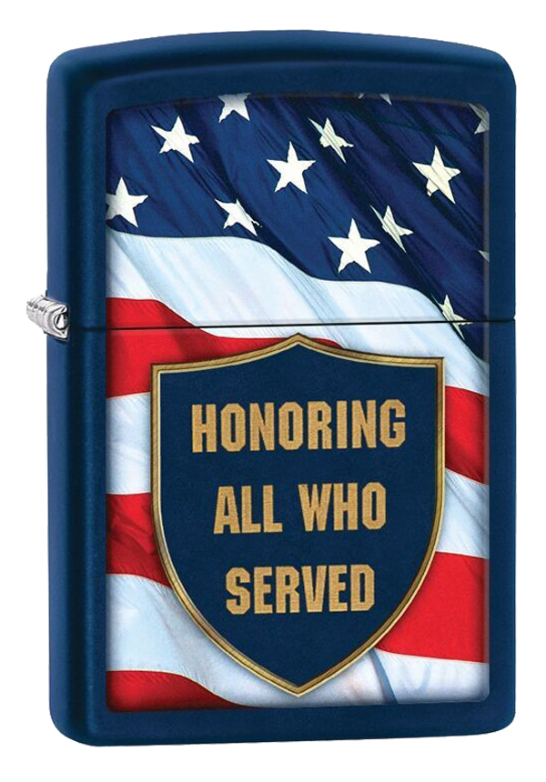 Zippo ジッポー Honoring All Who Served 29092 メール便可