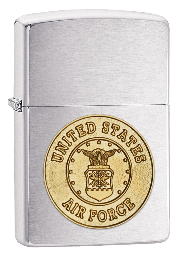 Zippo ジッポー Air Force Crest Emblem 280AFC メール便可