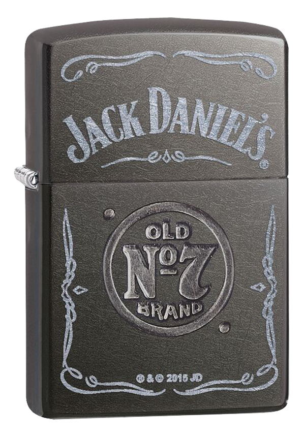 Zippo ジッポー Jack Daniel's Stamped and Engraved 29150 メール便可