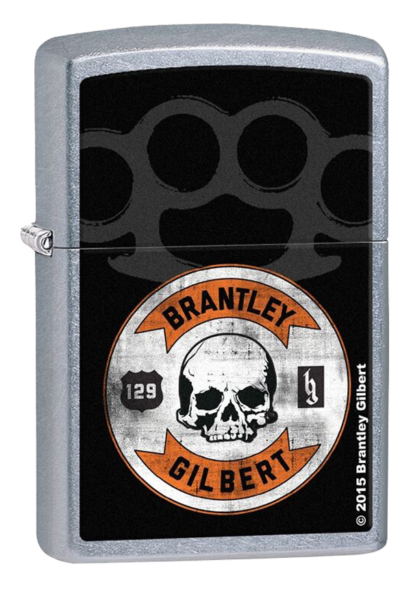 Zippo ジッポー Brantley Gilbert, Country Rock 28995