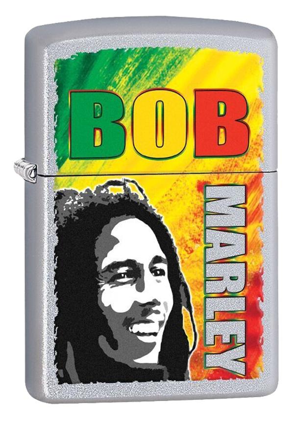 Zippo ジッポー Bob Marley 29126