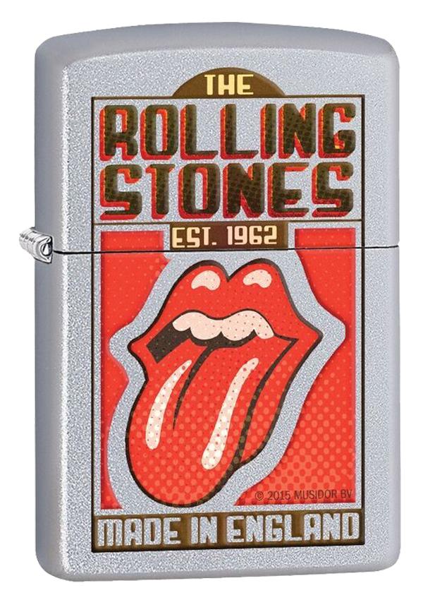 Zippo ジッポー Rolling Stones, Made in England 29127