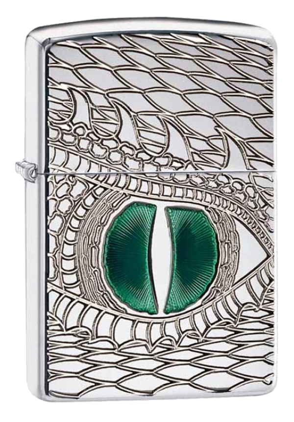 Zippo ジッポー Armor Dragon Eye 28807