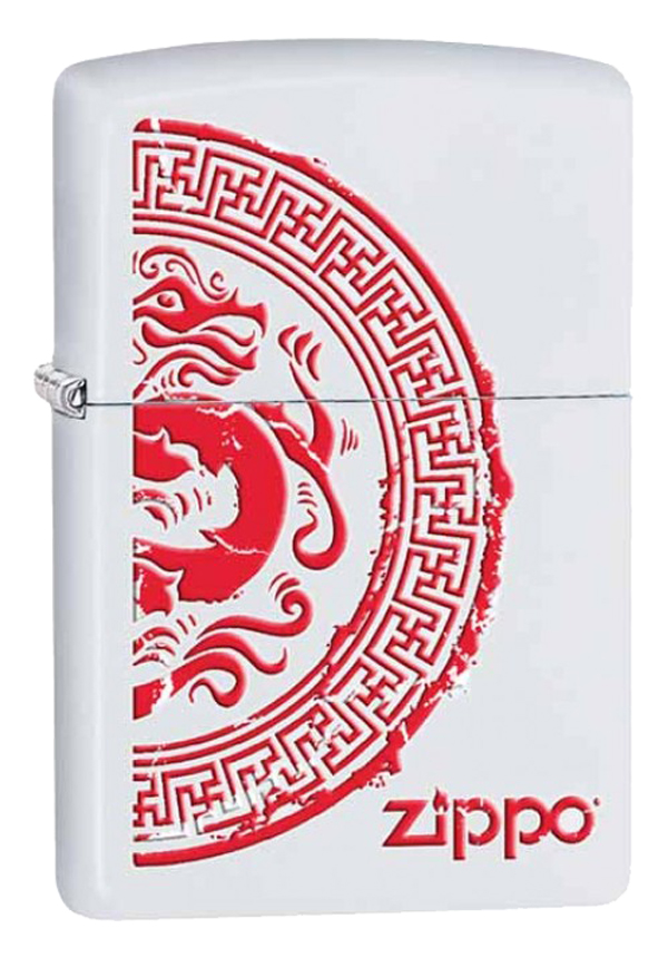 Zippo ジッポー Dragon Stamp 28855