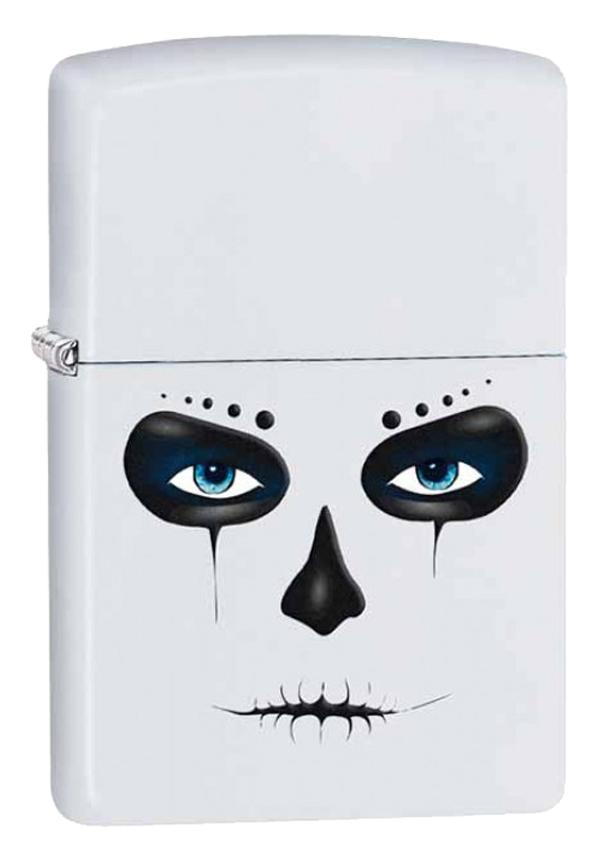 Zippo ジッポー Skull Mask 28828 メール便可