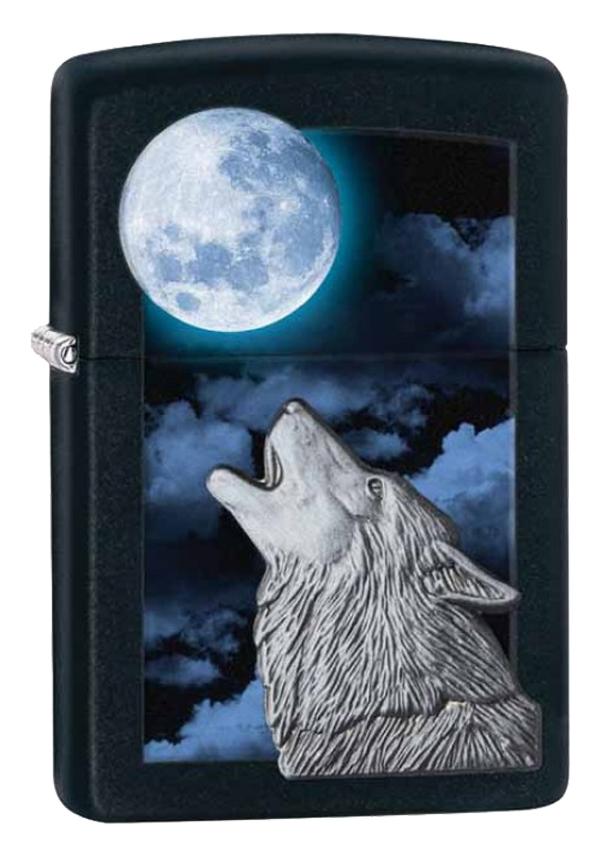 Zippo ジッポー Howling Wolf 28879 メール便可