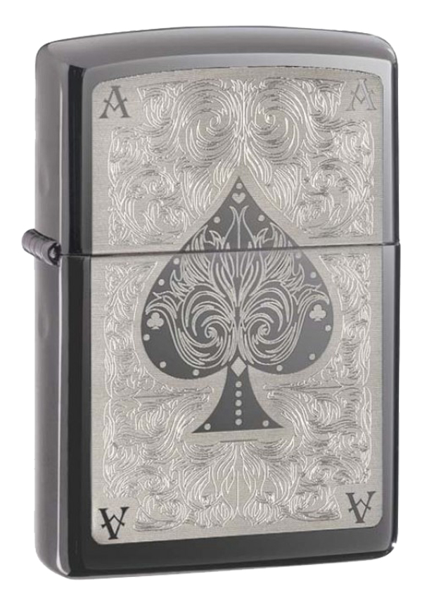 Zippo ジッポー Ace Filigree 28323
