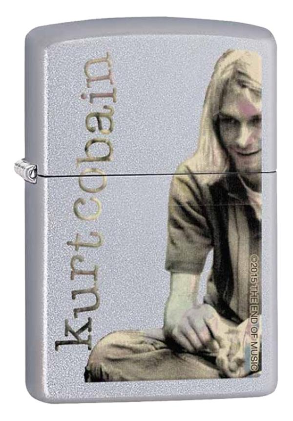 Zippo ジッポー Kurt Cobain 29052