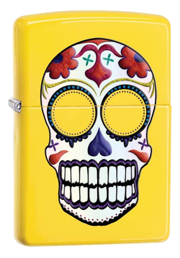 Zippo ジッポー Day of the Dead 24894