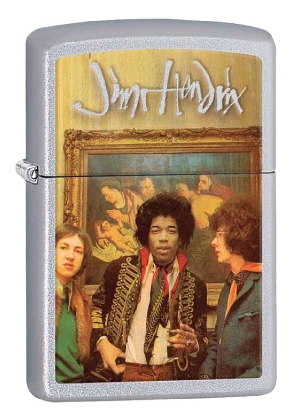 Zippo ジッポー Jimi Hendrix Collection 29174
