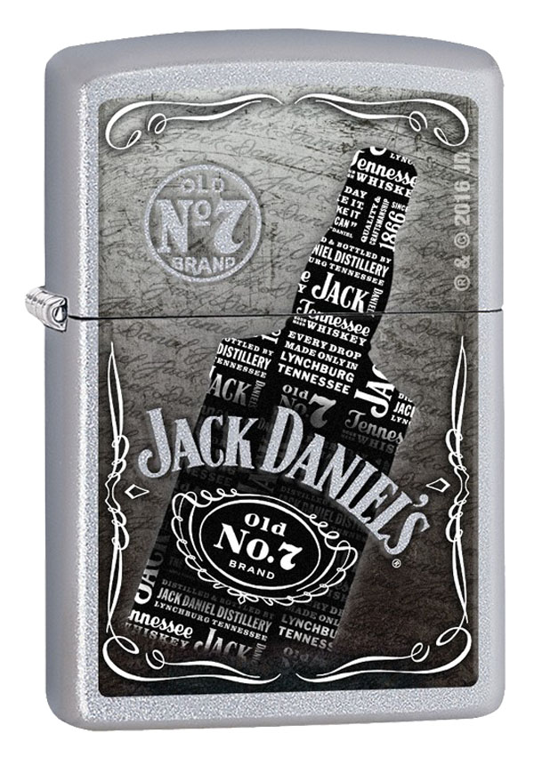 Zippo ジッポー Jack Daniel's ジャックダニエルズ 29285