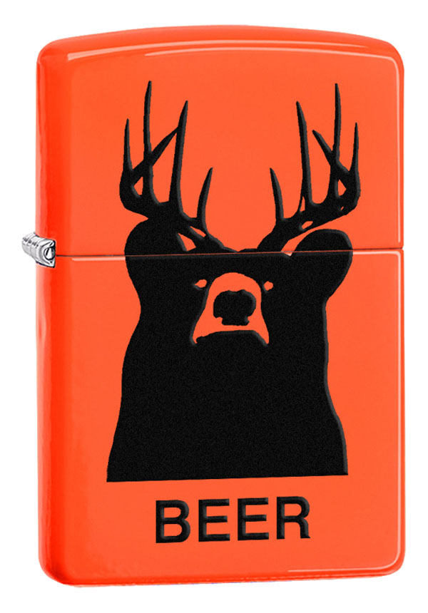 Zippo ジッポー Beer Bear 29343 メール便可
