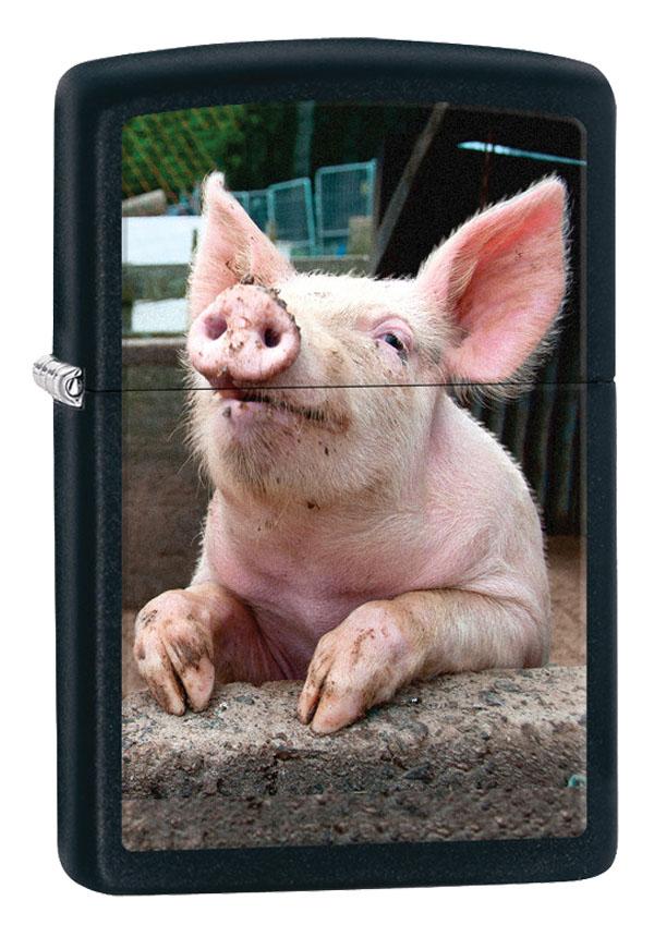 Zippo ジッポー Pig Dreaming 29394 メール便可