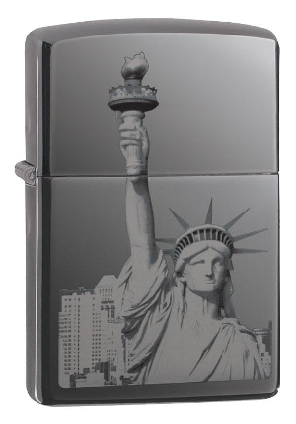 Zippo ジッポー Statue of Liberty 自由の女神 29437 メール便可