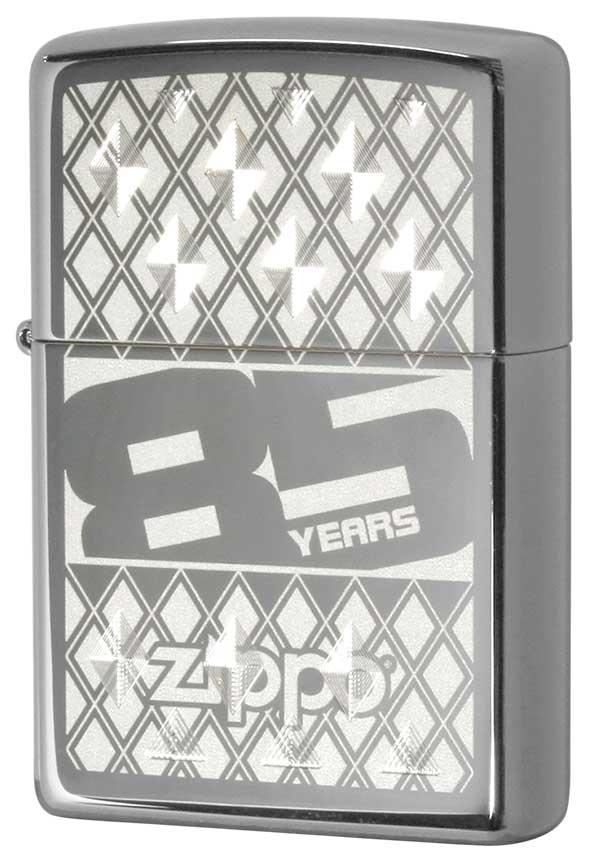 Zippo ジッポー 85周年記念モデル 通常版 29438 メール便可