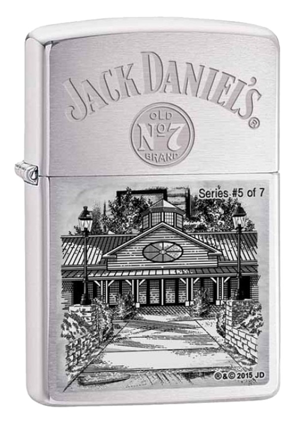 Zippo ジッポー 限定4,777個生産 Jack Daniel's Lynchburg series No.5 Jack Daniel's Distillery Visitor Center 28894