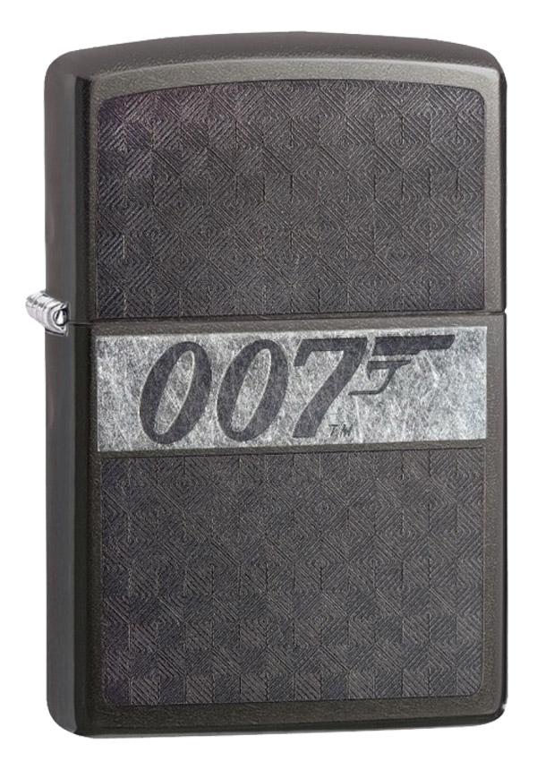 Zippo ジッポー James Bond 007 ジェームス・ボンド 29564 メール便可