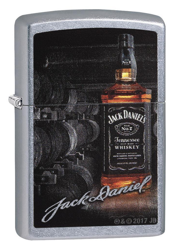 Zippo ジッポー Jack Daniels Bottle and Barrels 29570