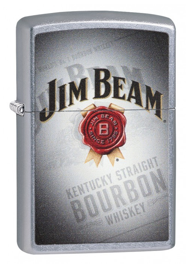 Zippo ジッポー Jim Beam Logo 49323 メール便可