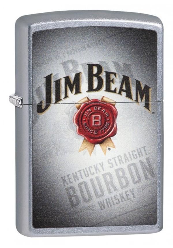 Zippo ジッポー Jim Beam Logo 29571 メール便可