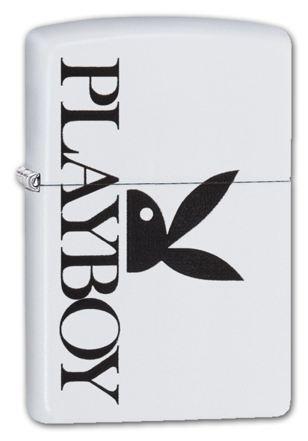 Zippo ジッポー Playboy Sideways 29579