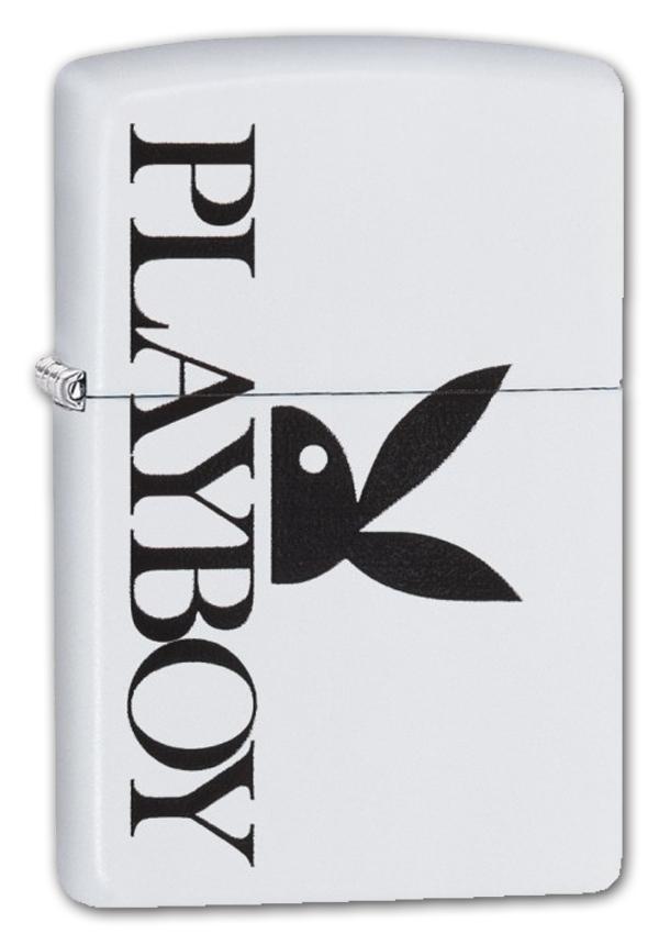 Zippo ジッポー Playboy Sideways 29579 メール便可