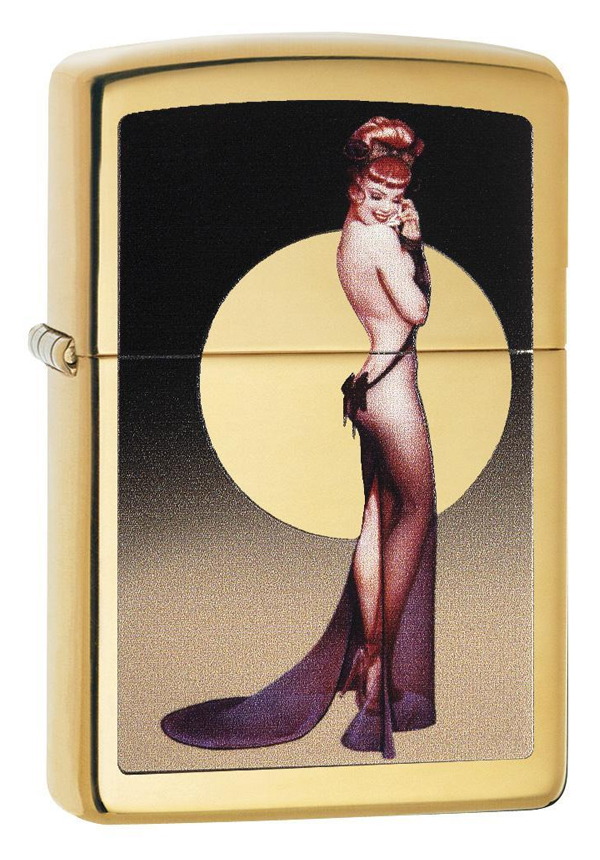 Zippo ジッポー Olivia De Berardinis Pin-Up Girl 29583