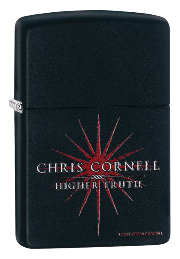Zippo ジッポー Chris Cornell. Higher Truth 29732
