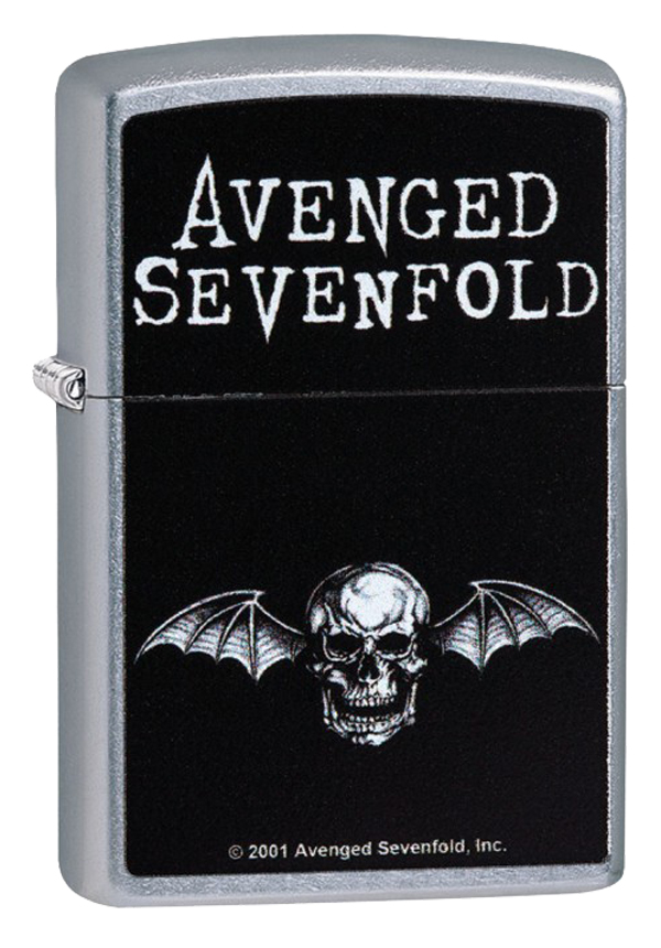 Zippo ジッポー Avenged Sevenfold Logo 29705