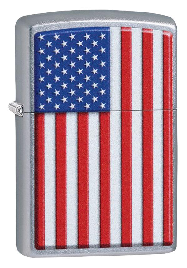 Zippo ジッポー American Flag 29722 メール便可