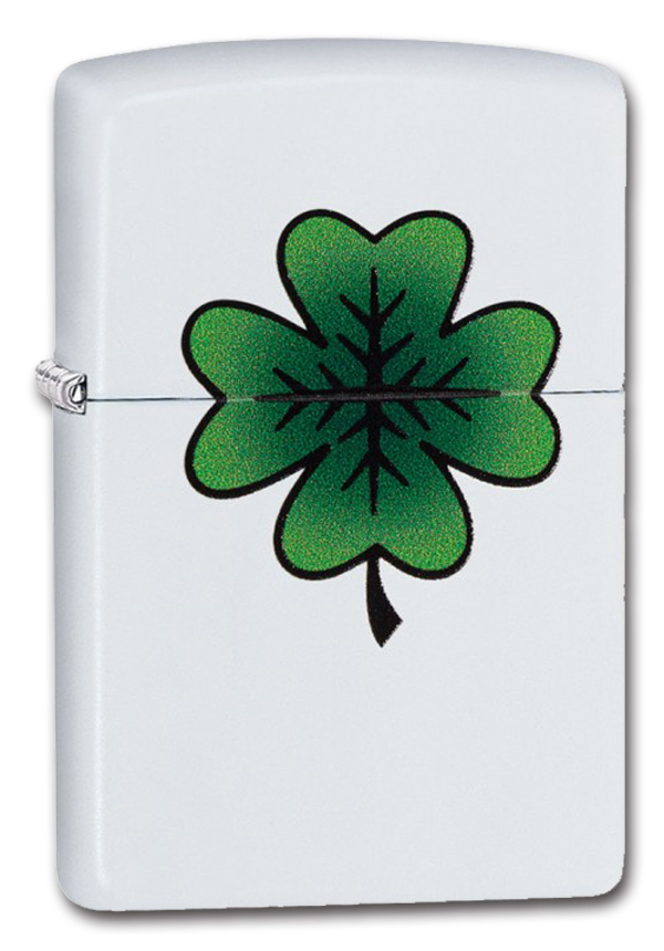 Zippo ジッポー Four Leaf Clover 29723