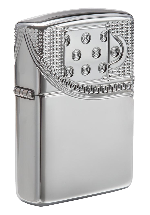 Zippo ジッポー ZIPPER DESIGN Armor 360°Multi Cut Engraving 29674