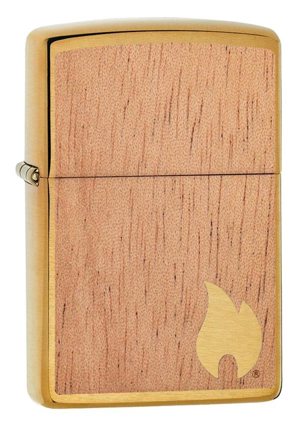 Zippo ジッポー Woodchuck Flame 29901 メール便可